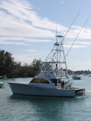 The OVERPROOF – One of the Best Sport Fishing Boats in Bermuda